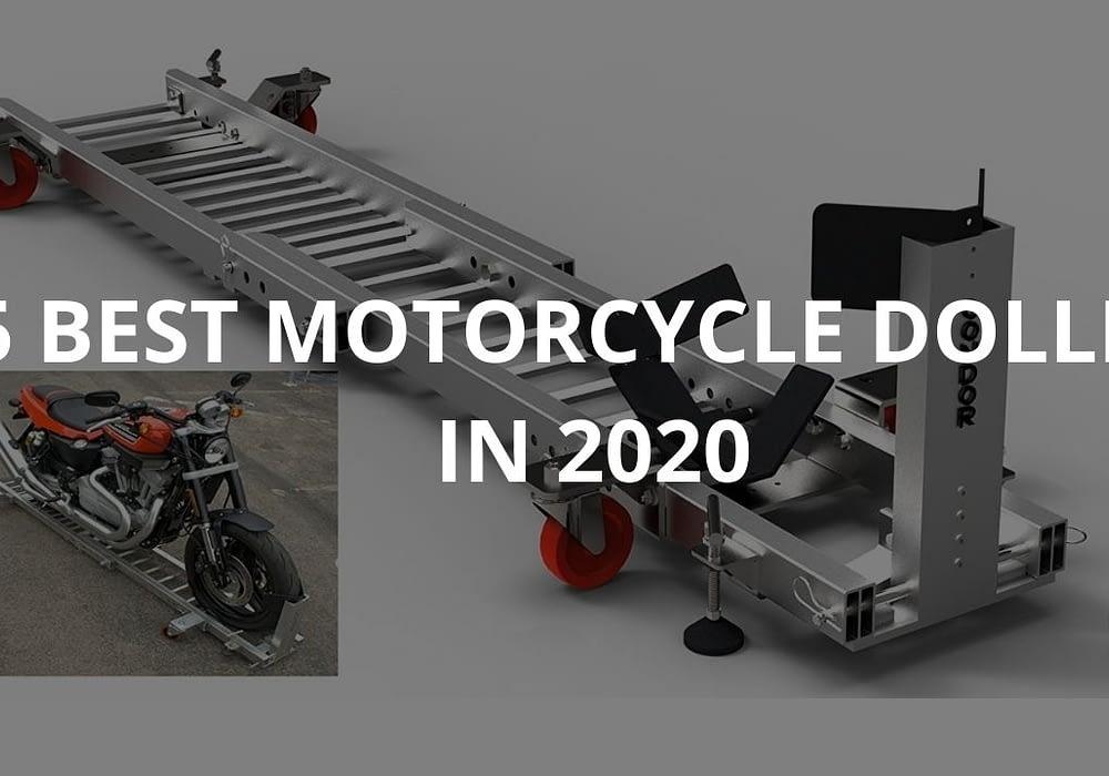 5 Best Motorcycle Dollies In 2020