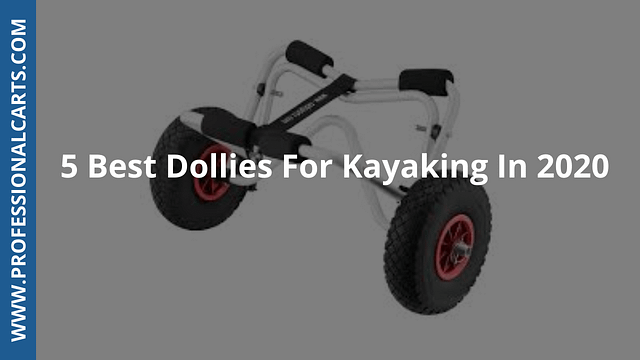 ProfessionalCarts - 5 Best Dollies For Kayaking In 2020