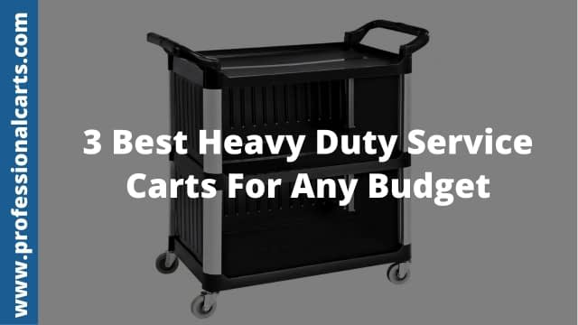 ProfessionalCarts - Best Heavy Duty Service Carts For Any Budget